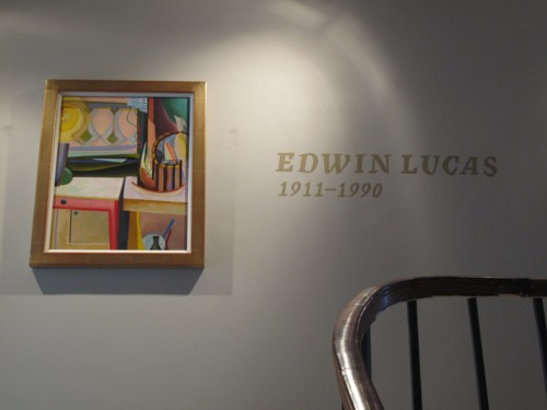 Edwin G Lucas at Bourne Fine Art 2014